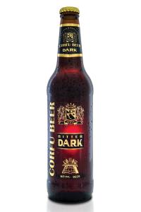 corfu dark bitter ale beer