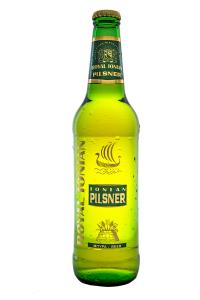 corfu royal ionian pilsner beer