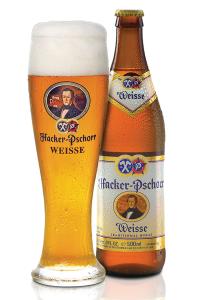 hacker pschorr weiss beer